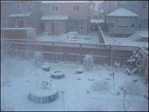 برف 4 اردیبهشت